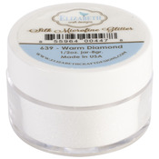 Warm Diamond - Elizabeth Craft Designs Silk Microfine Glitter 11g