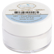 Cool Diamond - Elizabeth Craft Designs Silk Microfine Glitter 11g