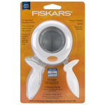 Round 'n Round X - Large Squeeze Punch - Fiskars