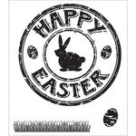 Easter Seal - Technique Tuesday Clear Stamps