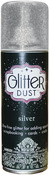 Silver - Glitter Dust Aerosol Spray 4.2oz