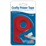 ".25""X20' - Scrapbook Adhesives Crafty Power Tape Dispenser"