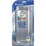 """Westcott Paper Trimmer W/Titanium Blades 12""""-"""