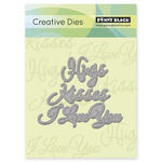 Love Expressions - Penny Black Creative Dies