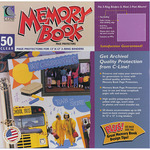 Memory Book Top - Loading Page Protectors