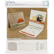 Cinch Calendar Kit Covers, Pages & Wire