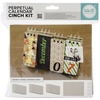 Cinch Perpetual Calendar Kit Covers, Pages & Wire