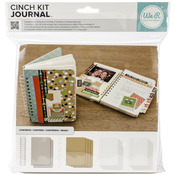 Cinch Journal Kit Covers, Pages & Wire