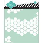 Honeycomb - Heidi Swapp Stencil
