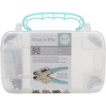 Crop - A - Dile Carrying Case -Teal
