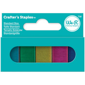 Assorted Color Crafter's Staples 1,500/Pkg - We R Memory Keepers