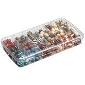 ArtBin Prism Box 18 Compartments - Transparent