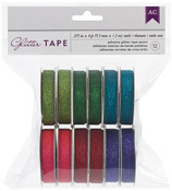 Greens American Crafts Glitter Tape