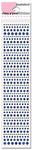 Blue - Class A'peel Dot Sparkler Stickers