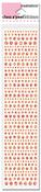 Pink - Class A'peel Dot Sparkler Stickers