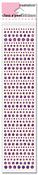 Violet - Class A'peel Dot Sparkler Stickers