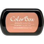 Coral - ColorBox Archival Dye Full Size Ink Pad