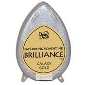 Galaxy Gold - Brilliance Dew Drop Pigment Ink Pad