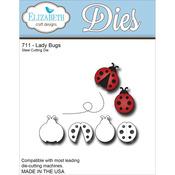 Ladybugs - Elizabeth Craft Metal Die