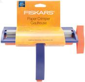 Straight Paper Crimper - Fiskars