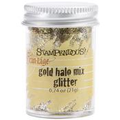 Gold - Stampendous Halo Glitter Mix .74oz