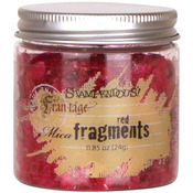 Red - Stampendous Mica Fragments .67oz