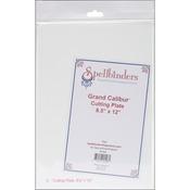 """Spellbinders Grand Calibur Cutting Plate 8.5""""X12""""-"""