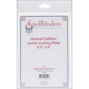 "Spellbinders Grand Calibur Junior Cutting Plate 8.5""X6""-"