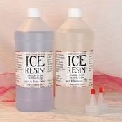 32oz Resin & 32oz Hardener - ICE Resin 64oz Refill Kit
