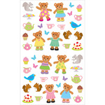 Teddy Bears Picnic - Mrs. Grossman's Stickers