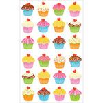Cupcake Bonanza - Mrs. Grossman's Stickers