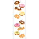 Frosted Doughnuts - Mrs. Grossman's Stickers