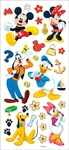 Mickey & Friends - Disney Stickers/Borders Packaged