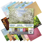 "Nature - Paper House Double-Sided Paper Pad 12""X12"" 24/Pkg"