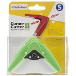 Green Corner Rounder Cutter Punch