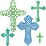 Crosses Shapeabilities Dies - Spellbinders