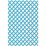 Fancy Lattice Shapeabilities Expandable Pattern Dies - Spellbinders