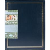 "Navy Blue - Post Bound Jumbo Album 11""X14"""