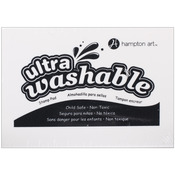 Black - Hampton Art Washable Ink Pad
