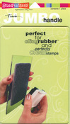 "Jumbo Rectangle 5""X7"" - Stampendous Jumbo Perfectly Clear Handle Stamp Block"