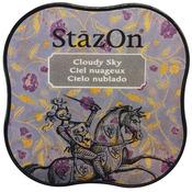 Cloudy Sky - StazOn Midi Ink Pad
