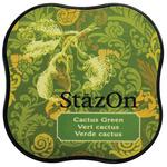Cactus Green - StazOn Midi Ink Pad