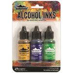 Brights - Adirondack Alcohol Ink - Tim Holtz