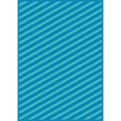Modern Stripe - eBosser Embossing Folders Letter Size By Teresa Collins