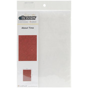 About Time - eBosser Embossing Folders Universal Size By Teresa Collins