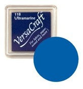 "Ultramarine - VersaCraft Small 1"" Ink Pad"