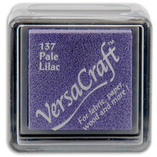 """Pale Lilac - VersaCraft Small 1"""" Ink Pad"""