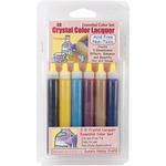 Essential .5oz - 3D Crystal Lacquer Color Pens 6/Pkg