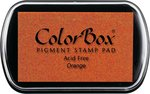 Orange - ColorBox Pigment Ink Pad