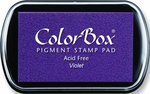 Violet - ColorBox Pigment Ink Pad